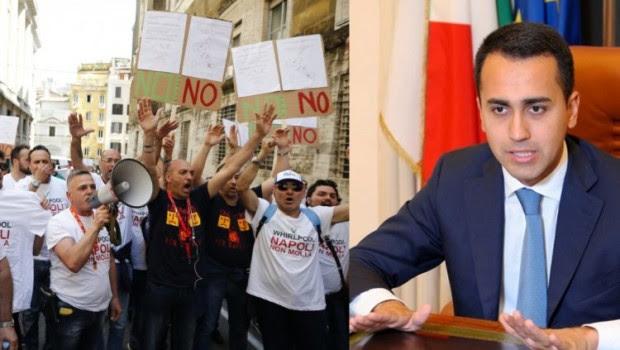 Nello stabilimento della Whirlpool a Napoli, la caduta del governo assume un altro significato, gli operai guardavano al nuovo Cesare, Matteo Salvini, ed al sempre sorridente Di Maio, non come […]