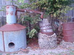 moonshine stills