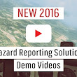 Watch Aviation Hazard Reporting Solution Demo Videos for ICAO Airline Airport SMS