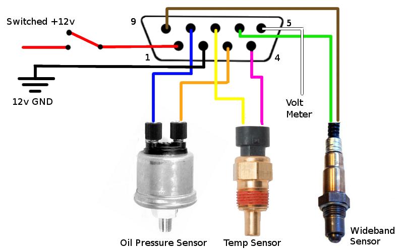 20 Elegant Vdo Oil Pressure Gauge Wiring Diagram