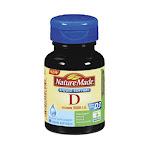 Nature Made Vitamin D3 5000 Iu Liquid Softgels - 90 Ea