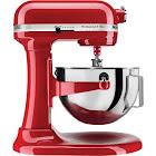 KitchenAid Professional 5 Plus Series 5 qt. Stand Mixer - Empire Red