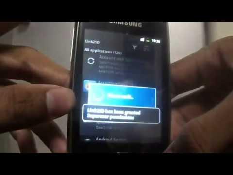 Cara Extend Internal Memory Samsung Galaxy Y