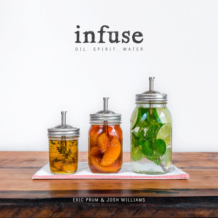 Miss Pippi Reads reviews Infuse by Eric Prum & Josh Williams