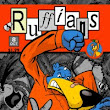 The PullBox : Pullbox Review: Ruffians #1-8 from Drunken Cat Comics