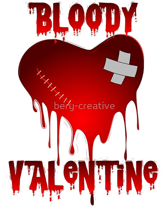 'Bloody Valentine'  by bery-creative