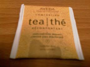 綠色小羊: AVEDA 康福茶 又名 平淨茶