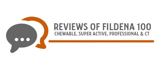 Reviews of Fildena 100 – Chewable, Super Active, Professional & CT