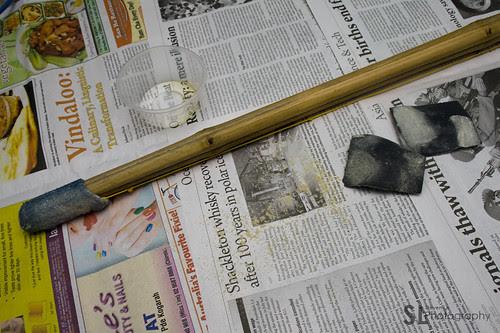 shinai repair