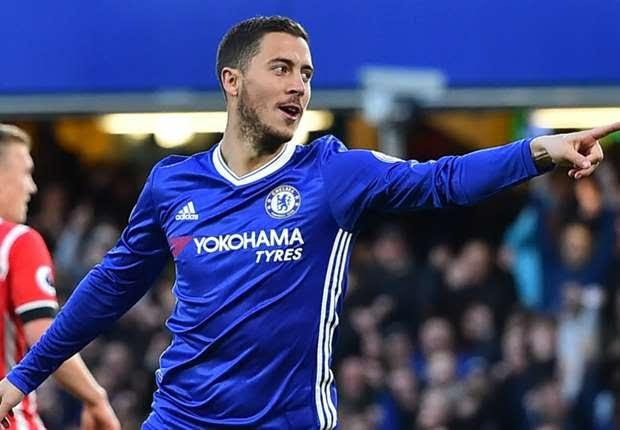 EFL Cup! Eden Hazard Warns His Manager Conte Ahead Of Arsenal vs Chelsea Clash