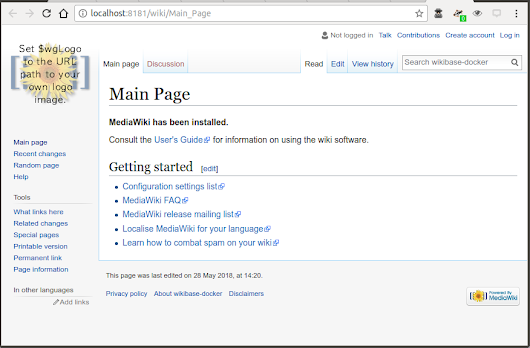 Running and querying my own Wikibase instance - bobdc.blog