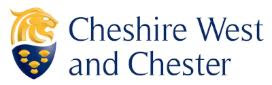 Cheshire West and Cheshire Logo