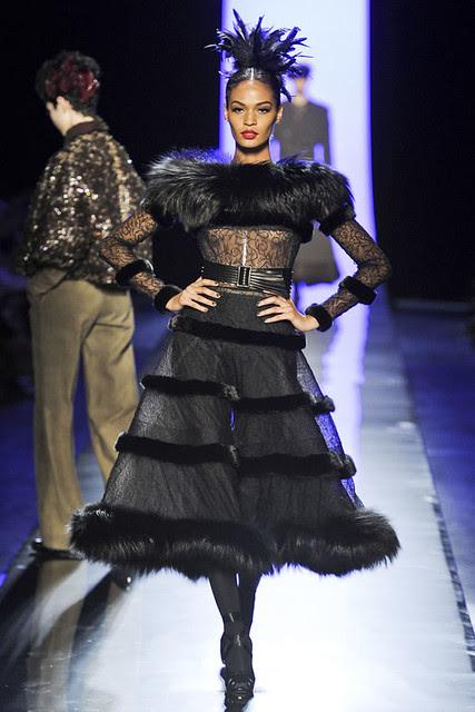 Jean Paul Gaultier Haute Couture Richgirllowlife.blogspot.com