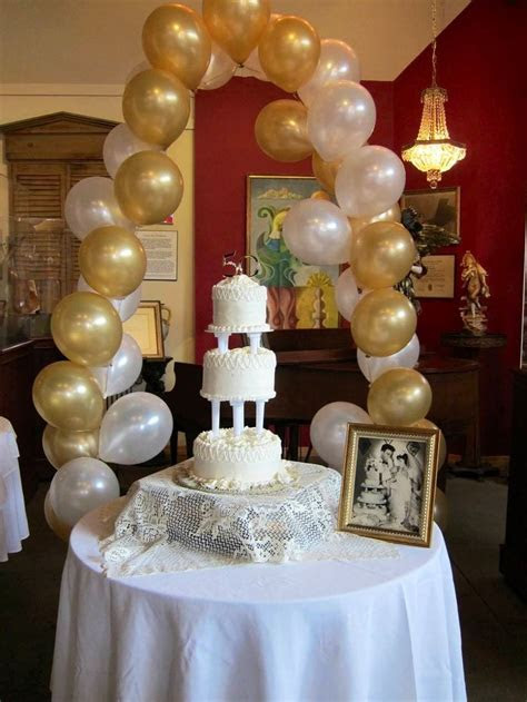 Best 25  50th anniversary cakes ideas on Pinterest   50th