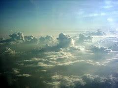 Peaceful cloud.