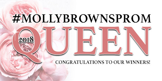 Molly Browns Prom Queen 2018 - Congratulations To Our Winners! by Molly Browns