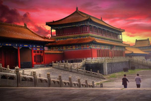 The discovery that revealed how the Forbidden City of China was Built