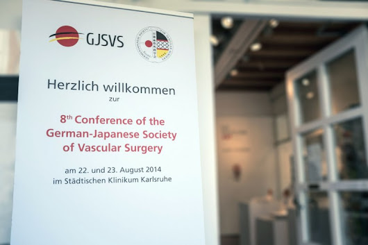8th Conference of the German-Japanese Society of Vascular Surgery | 3We GmbH