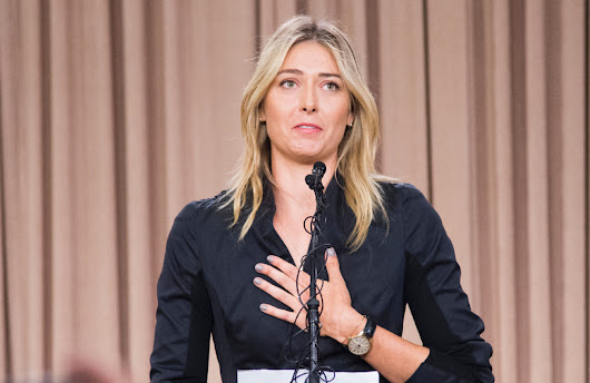 Doping scandal costs Maria Sharapova some of her marketability | Toronto Star