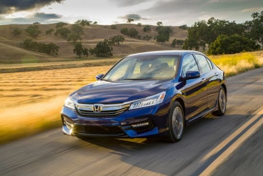 Cookeville Honda | Save Hundreds at the Gas Pump with a Honda Accord Hybrid