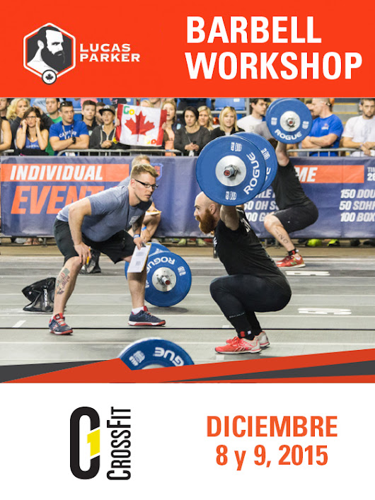 Lucas Parker Barbell Workshop – C1 CrossFit