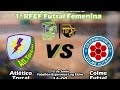Sigue en directo el Atlético Torcal - Colme Futsal