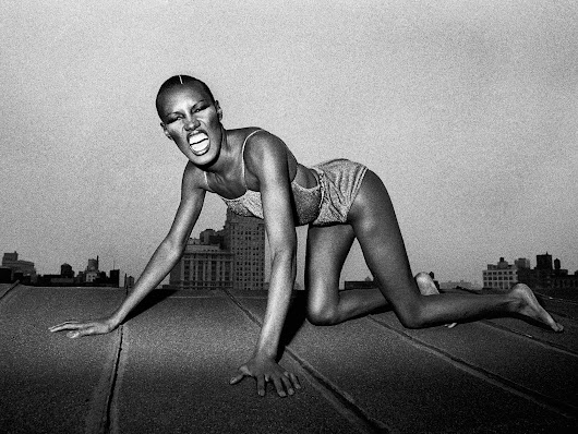 Grace Jones slays Rihanna, Miley, Gaga and Kanye in this exclusive extract from her autobiography
