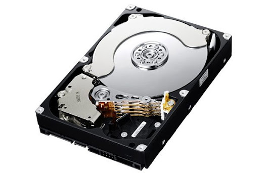 1TB Hard Drive - The Pro Tools PC
