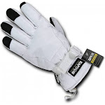 RapDom Breathable Winter Tactical Gloves [White