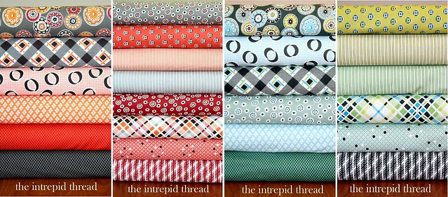 Florence for Friday's Fabric GIveaway!!