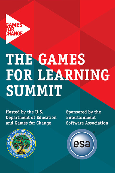 Games for Learning Summit (April 21) by Games for Change