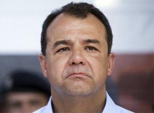 Ex-governador do RJ Sérgio Cabral – Victor R. Caivano - 18.anr.2012/Associated Press