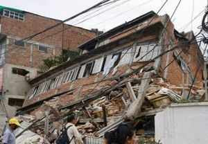 Quake aftershocks are likely to continue, Met department cautions