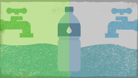 Drinking water conservation | UDaily