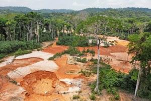 Resultado de imagen para arco minero site:informe25.com