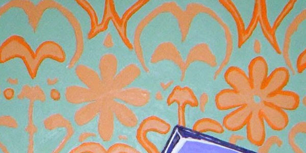 Vintage patterning