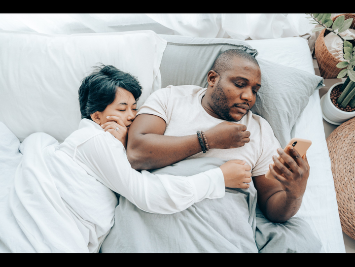See Advice She Got After She Said Her Husband Asked Her To Choose Between Marriage And Social Media