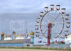 Old Orchard Beach in Southern Maine