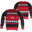 Slayer Thrash Metal Christmas Holiday Sweater
