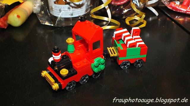 Weihnachts Lego