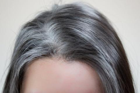Information Welfare How To Get Rid Of Gray Hair Naturally