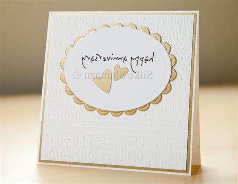 Sophonie's blog: 50th Wedding Anniversary Card,