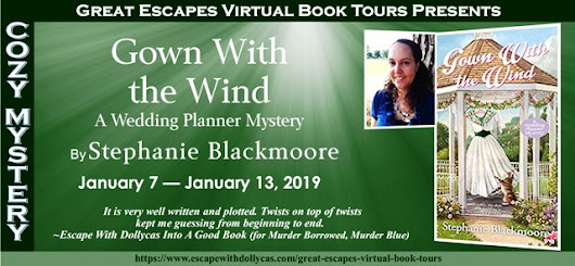 Gown With the Wind by Stephanie Blackmoore - Brooke Blogs