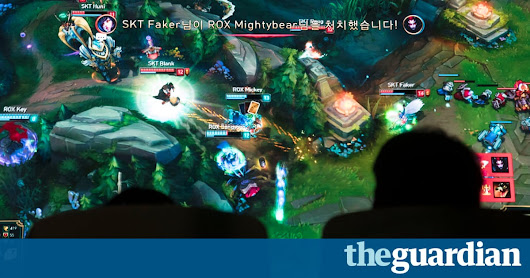 The rise of eSports: are addiction and corruption the price of its success? | Sport | The Guardian