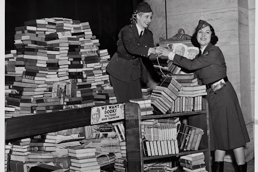 How World War II Turned Soldiers Into Bookworms - Who We Were - Zócalo Public Square