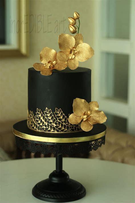 Regal 50th Birthday!   Cake by Rumana Jaseel   CakesDecor