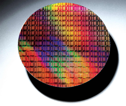 How Intel Makes a Chip