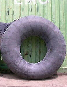 Huge 58 60 Inch Od Big New Truck Tractor Tire Rubber