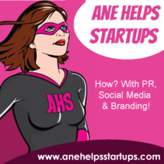 Ane Helps Startups!