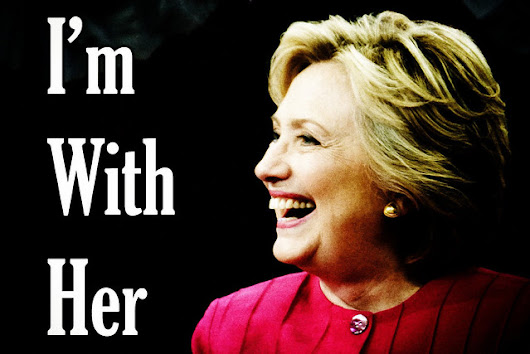 My Endorsement for President, 2016: Hillary Clinton – Whatever